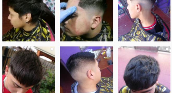 Ejemplos de cortes de pelo en Barbería de Tomás